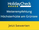 Höchsterhütte - HolidayCheck